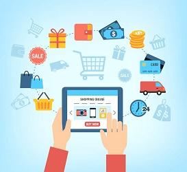 مقاله درباره فروشگاه اینترنتی و تجارت در وب