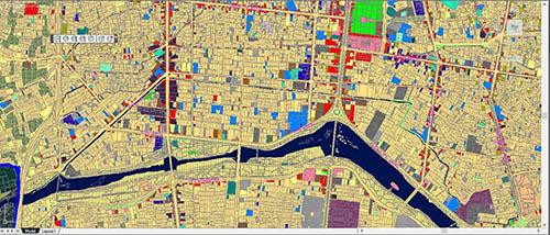 نقشه کدی اصفهان