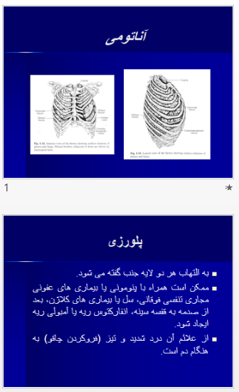 پاورپوینت و pdf آناتومی در 27 اسلاید