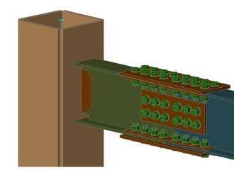 طراحی لرزه ای اتصالات خمشی
