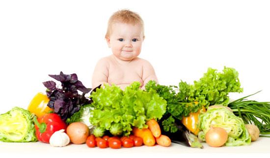 تغذیه ی کودکان نوپا
