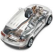دانلودمقاله کامل خودروهای هیبریدی به صورت  پاورپوینت