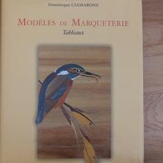 کتاب مدل های معرق + نوع ساختMODÈLES DE MARQUETERIE