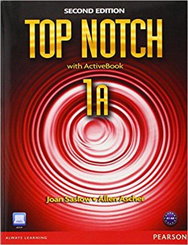 حل تمرینات کتاب top notch 1 workbook