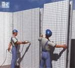 سازه های ساندویچ پنل (3D panel)