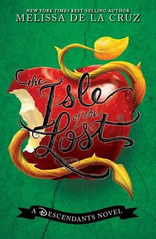دانلود کتاب The Isle of the lost  زبان اصلی (Descendants 1)