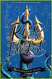 دانلود کتاب Rise of the isle of the lost زبان اصلی (Descendants 3)
