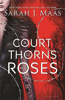 دانلود کتاب  A court of  thorns and roses جلد اول