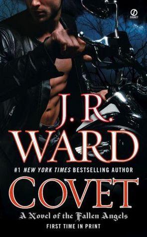 دانلود کتاب Covet جلد اول مجموعه Fallen Angels اثر J. R. Ward