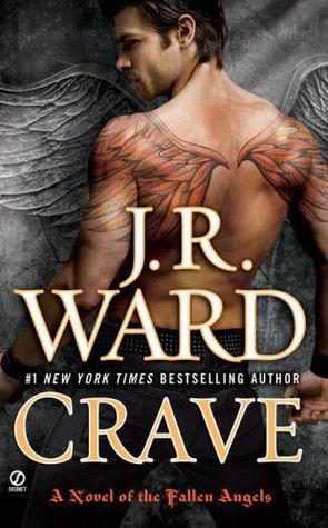 دانلود کتاب Crave جلد دوم مجموعه Fallen Angels اثر J. R. Ward