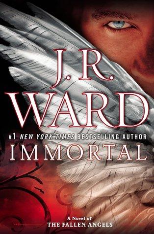 دانلود کتاب Immortal جلد ششم مجموعه Fallen Angels اثر J. R. Ward
