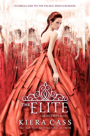 دانلود کتاب The Elite جلد دوم مجموعه The Selection اثر Kiera Cass