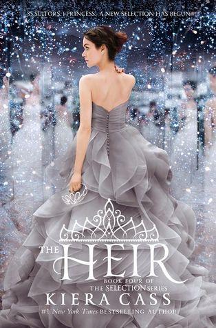 دانلود کتاب The Heir جلد چهارم مجموعه The Selection اثر Kiera Cass