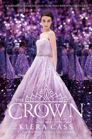 دانلود کتاب The Crown جلد پنجم مجموعه The Selection اثر Kiera Cass