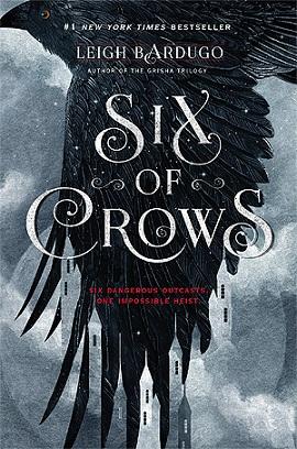 دانلود کتاب Six of Crows جلد اول اثر  Leigh Bardugo
