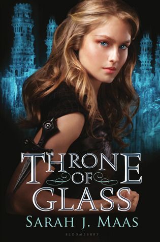 دانلود کتاب Throne of glass (سریر شیشه ای) جلد اول اثر Sarah J. Mass