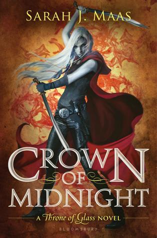 دانلود کتاب Crown of Midnight جلد دوم مجموعه Throne of glass اثر Sarah J.Mass