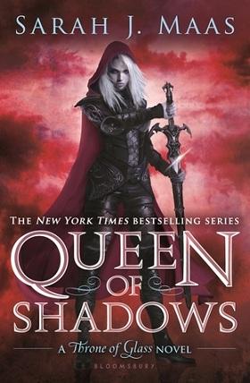 دانلود کتاب Queen Of Shadows جلد چهارم مجموعه Throne of Glass اثر Sarah J. Mass