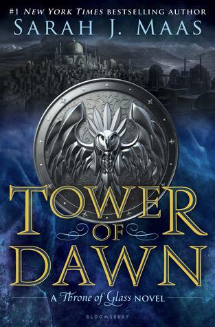 دانلود کتاب Tower Of Dawn جلد ششم مجموعه Throne of glass اثر Sarah J.Mass