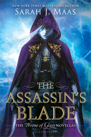 دانلود کتاب The Assassins Bladeجلد فرعی مجموعه Throne of glass اثر Sarah J.Mass