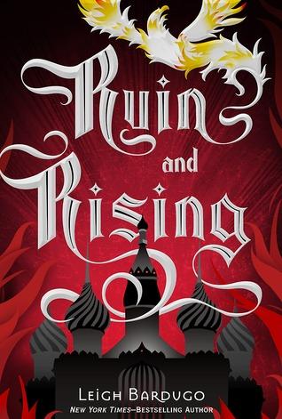 دانلود کتاب Ruin and Rising جلد سوم از سه گانه گریشا اثر  Leigh Bardugo
