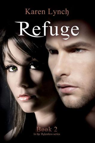 دانلود کتاب Refuge جلد دوم از مجموعه Relentless اثر Karen Lynch