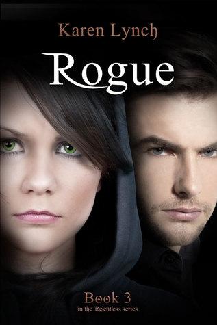 دانلود کتاب Rogue جلد سوم از مجموعه Relentless اثر Karen Lynch