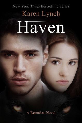 دانلود کتاب Haven جلد پنجم از مجموعه Relentless اثر Karen Lynch
