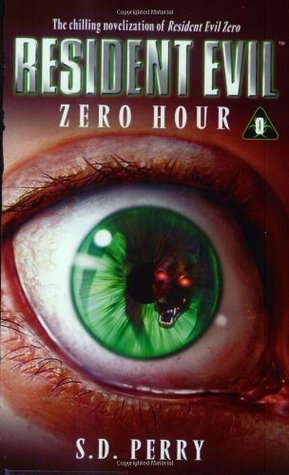 دانلود کتاب Zero Hour جلد صفرم  Resident Evil اثر S. D . Perry