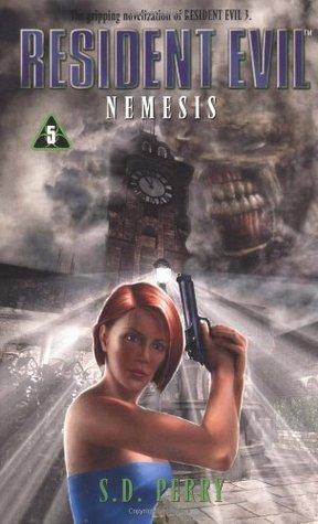 دانلود کتاب Nemesis جلد پنجم  Resident Evil اثر S. D . Perry