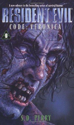 دانلود کتاب Code: Veronica جلد ششم  Resident Evil اثر S. D . Perry
