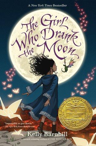 دانلود کتاب دختری که ماه را نوشید (The girl who drank the moon