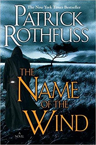 کتاب فوق العاده زیبای نام باد جلد اول از  سه گانه حماسه شاهکش اثر پاتریک راتفوس (The Name Of the Wind)