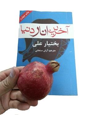 کتاب صوتی آخرین انار دنیا