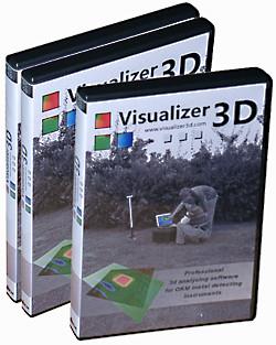 دانلود برنامه Visualizer3D