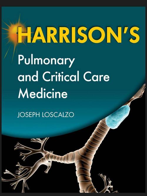 کتاب ریه و مراقبت های ویژه پزشکی هریسون