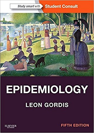 دانلود کتاب اپیدمیولوژی گوردیس (Gordis, Epidemiology)