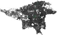 دانلود نقشه اتوکدی تمامی منطقه های تهران و تبریز DWG