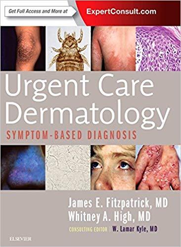 دانلود کتاب مراقبت های فوری مراقبت از پوست: تشخیص مبتنی بر علائم (2018)