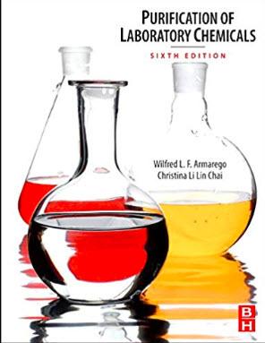 دانلود کتاب خالص سازی مواد شیمیایی آزمایشگاهی (رشته شیمی)
