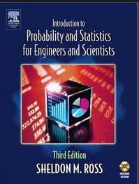 دانلود کتاب آمار و احتمال شلدون راس (زبان انگلیسی)