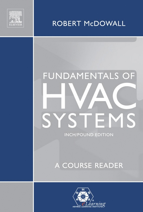 دانلود فايل PDF کتاب Fundamentals of HVAC Systems -Robert McDowall