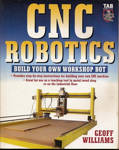 دانلود فايل PDF کتاب CNC Robotics -Geoff Williams