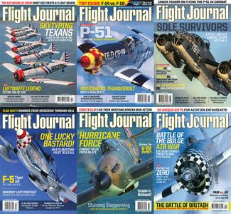 دانلود کامل مجله Flight Journal - Full Year 2020 Collection