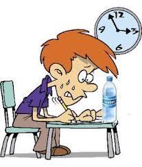 ارزشیابی اضطراب در امتحان