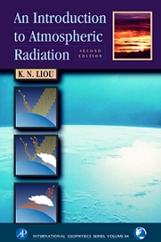 مقدمه ای بر تابش جوی،   An Introduction to Atmospheric Radiation ,liou
