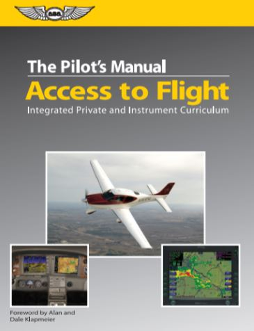 The Pilot's Manual: Access to Flight