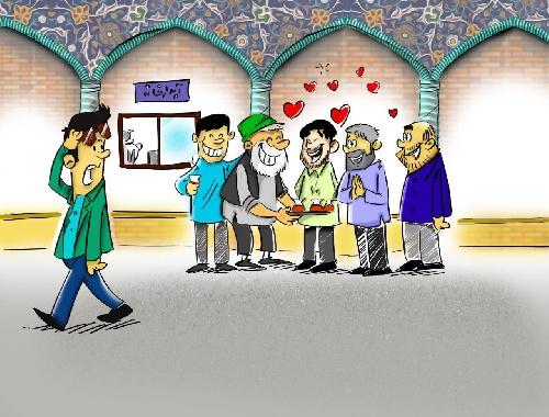 دانلود فایلهای مجموعه پوستر مسجد باس