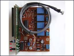پروژه  کنترل دما ، رطوبت و شمارنده زمان