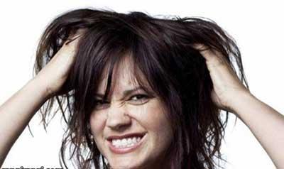 درمان قطعی چربی مو